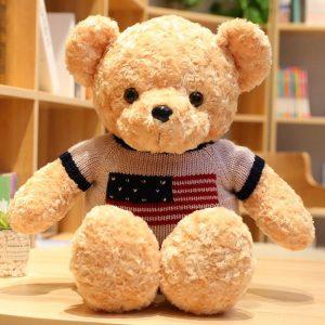 Ours en peluche américain