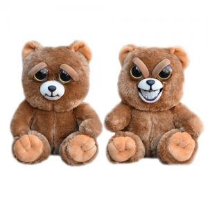 Peluche ours méchante