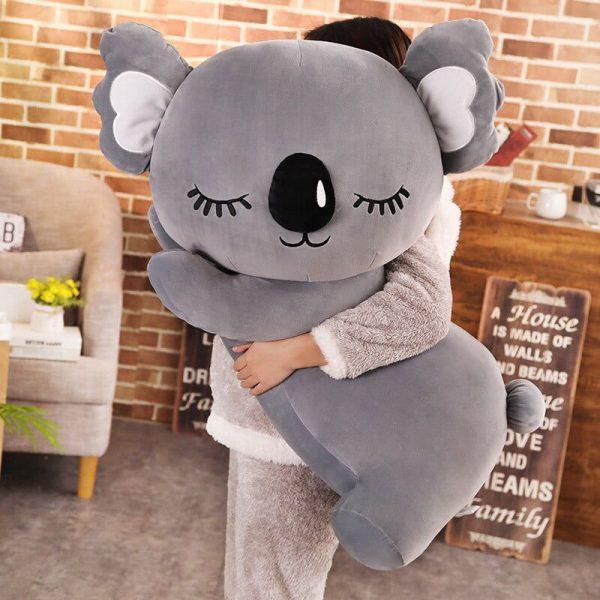 Koala peluche géante