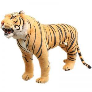 Peluche tigre géant